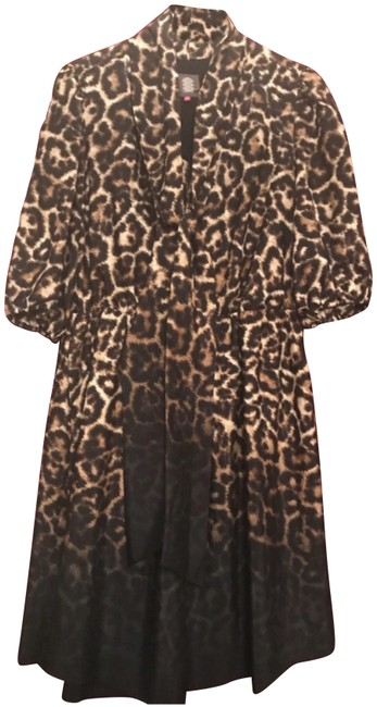 Preload https://img-static.tradesy.com/item/23900667/vince-camuto-leopard-and-black-ombre-mid-length-short-casual-dress-size-14-l-0-1-650-650.jpg
