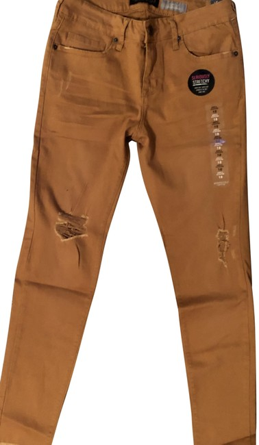 Preload https://img-static.tradesy.com/item/23900790/aeropostale-spicy-mustard-new-with-tags-huge-bundling-sale-distressed-destroyed-ankle-jeggings-size-0-1-650-650.jpg