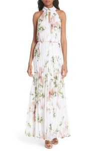 White Maxi Dress by Ted Baker