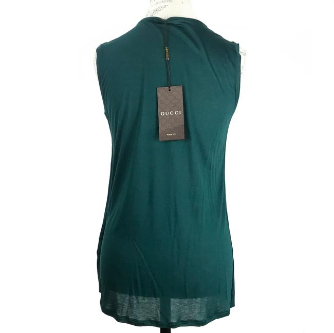 Gucci Clothing Top Green Image 3