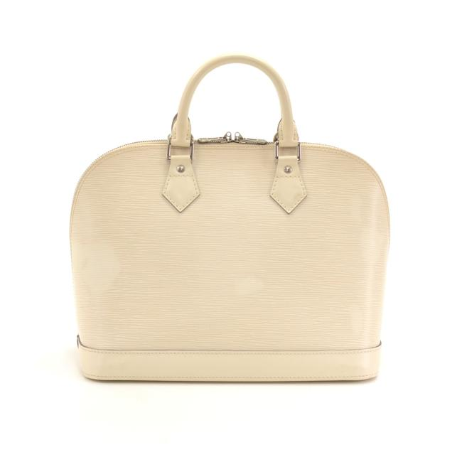 Item - Alma Hand White Leather Hobo Bag