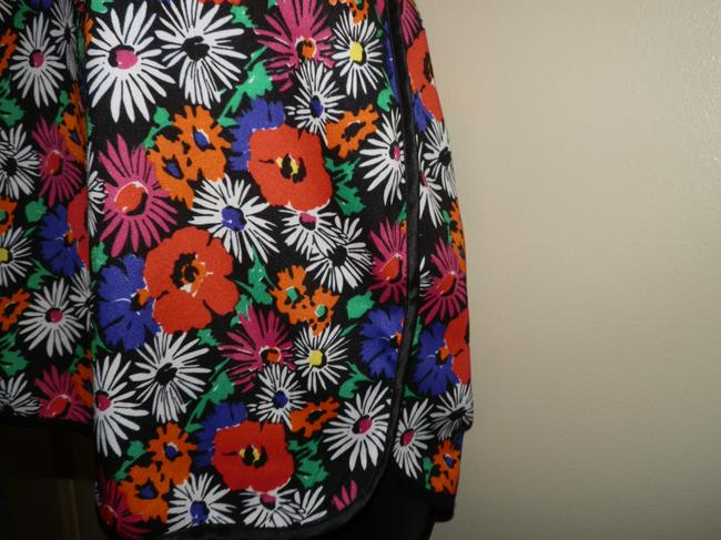 Philosophy Polyester Lightweight Top Flowered Image 2