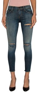 Siwy Snug Slim Distressed Skinny Jeans-Distressed