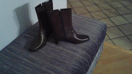 Isotoner Chocolate brown Boots Image 2