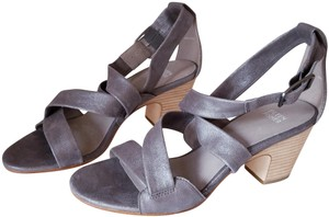 914c6003a17 Silver Eileen Fisher Sandals - Up to 90% off at Tradesy