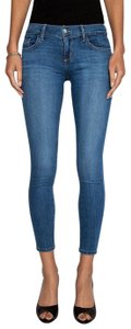Siwy Low Rise Snug Slim Slender Modern Skinny Jeans-Medium Wash