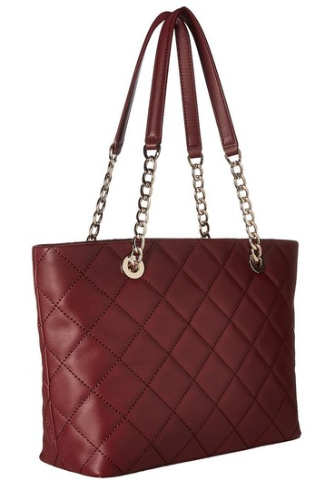 Kate Spade New York Emerson Place Priya Small Quilted Tote Leather Purse Shoulder Bag Image 2