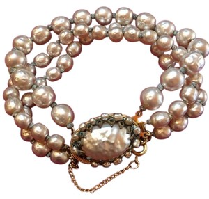 Miriam Haskell Vintage Miriam Haskell hand knotted Pearl Bracelet
