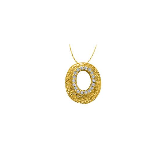 Preload https://img-static.tradesy.com/item/23902202/white-cubic-zirconia-oval-fashion-pendant-in-gold-vermeil-over-sterling-silv-necklace-0-0-540-540.jpg