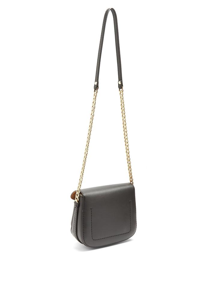 b9c3822b5c6b Stella McCartney Popper Black Faux-leather Shoulder Bag - Tradesy