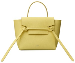 4570e68399ba7 Added to Shopping Bag. Céline Shoulder Bag. Céline Belt Nano In Grained  Calfskin ...