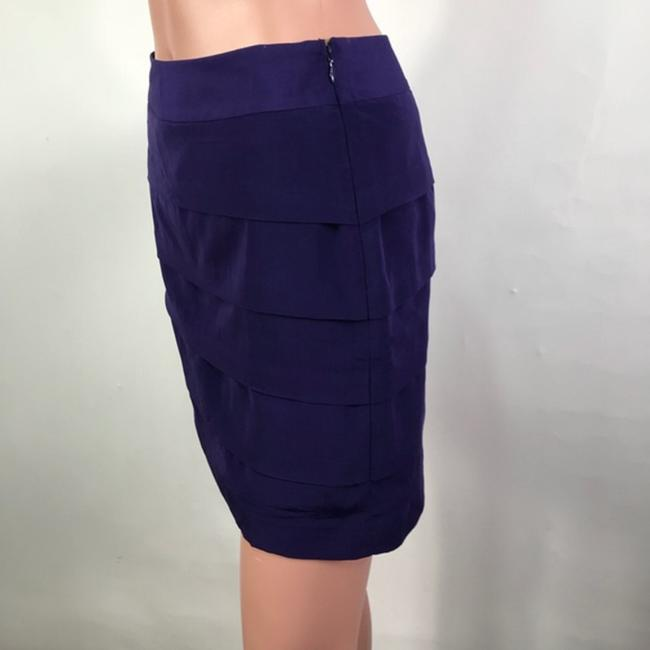 Loft Mini Skirt Purple Image 1