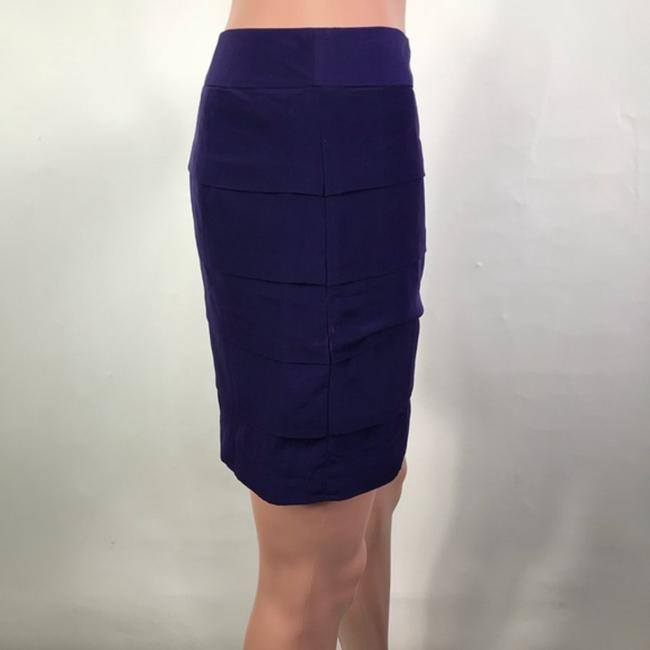 Loft Mini Skirt Purple Image 2