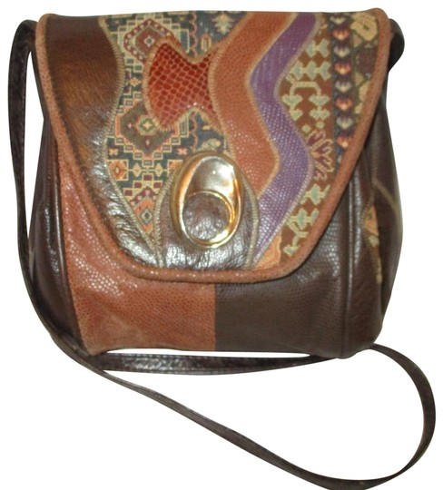 Preload https://img-static.tradesy.com/item/23903016/vintage-patchwork-brown-multi-leather-faux-leather-and-textile-cross-body-bag-0-1-540-540.jpg