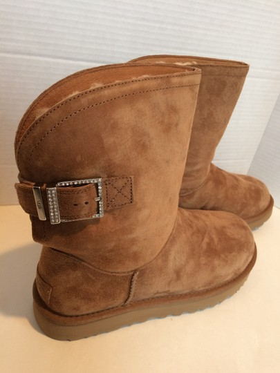 UGG Australia New With Tags Chestnut Boots Image 1
