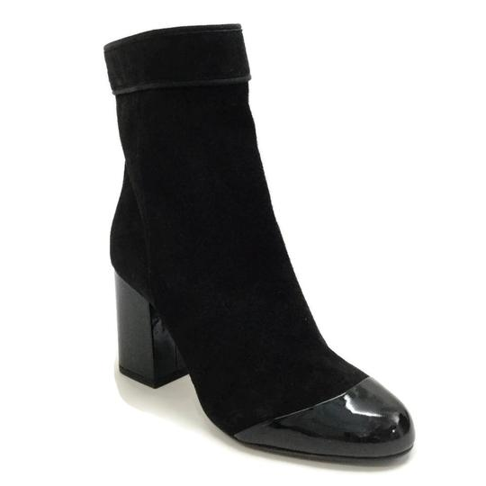 Preload https://img-static.tradesy.com/item/23903213/lanvin-black-chunky-heel-bootsbooties-size-eu-365-approx-us-65-regular-m-b-0-1-540-540.jpg