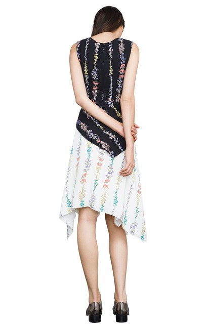 BCBGMAXAZRIA short dress Floral on Tradesy Image 1