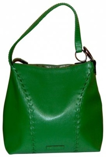 Preload https://item5.tradesy.com/images/bcbgmaxazria-funky-shoulder-green-leather-hobo-bag-23904-0-0.jpg?width=440&height=440