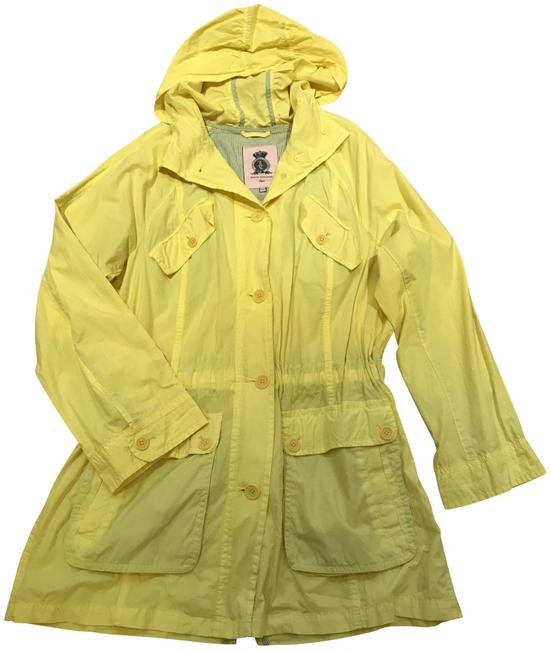 Juicy Couture Yellow - Jacket Size 12 (L) Juicy Couture Yellow - Jacket Size 12 (L) Image 1