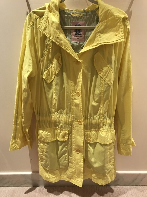 Juicy Couture Yellow - Jacket Size 12 (L) Juicy Couture Yellow - Jacket Size 12 (L) Image 4