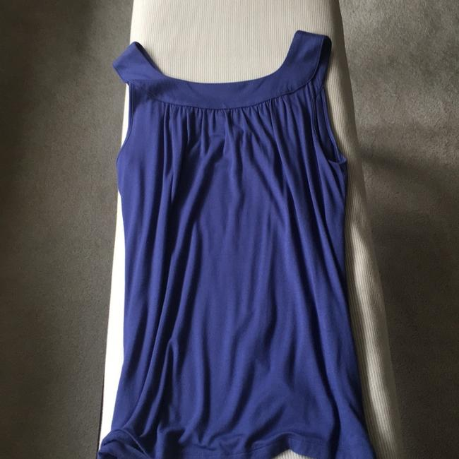 Cynthia Rowley Top Periwinkle blue Image 2