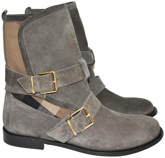 Preload https://img-static.tradesy.com/item/23904482/burberry-grey-worcester-belted-suede-moto-biker-k9-bootsbooties-size-eu-375-approx-us-75-regular-m-b-0-1-540-540.jpg