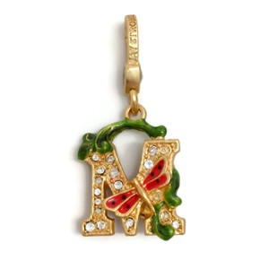 Jay Strongwater M Flora Charm