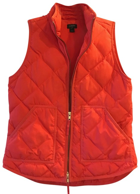 Item - Pink Quilted Puffer Vest Size 6 (S)
