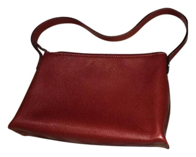 Item - Small Red Wristlet