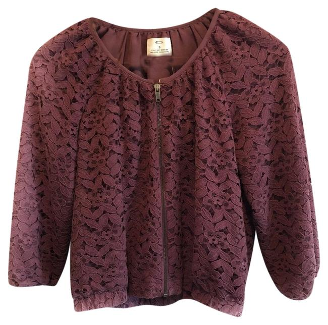 Preload https://img-static.tradesy.com/item/23905735/pins-and-needles-lace-crop-jacket-size-4-s-0-1-650-650.jpg