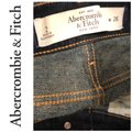 Abercrombie & Fitch Blue S2 Shorts Size 2 (XS, 26) Abercrombie & Fitch Blue S2 Shorts Size 2 (XS, 26) Image 3