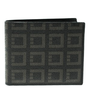 S.T. Dupont Black Leather Signature Bifold Wallet