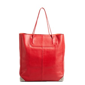 Alexander Wang Professional Work Chic City Rare Tote in Cayenne Red