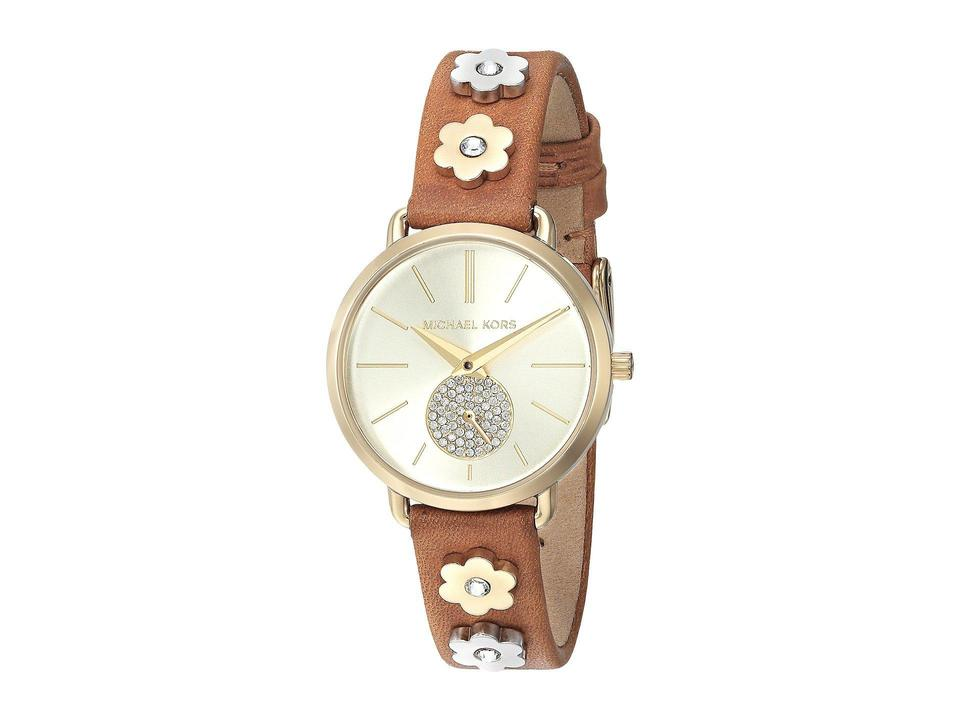0a06cf69a8d3 Michael Kors Gold Women s Portia Mk2727 Watch - Tradesy