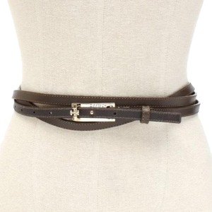 Tory Burch LOGO WRAP BELT