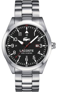 Lacoste Lacoste Men's Montreal Analog Display Silver Watch