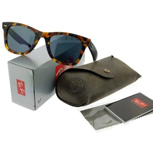 Ray-Ban RB2140-1188R5 Unisex Havana Frame Grey Lens 50mm Sunglasses NWT