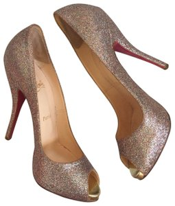 885da324dd1d5 Christian Louboutin Peep Toe Shoes - Up to 70% off at Tradesy