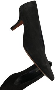 Céline V Neck Comfortable Everyday Made In Italy black Pumps