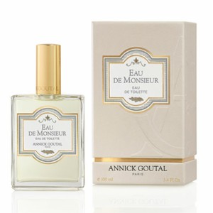 Annick Goutal EAU DE MONSIEUR-ANNICK GOUTAL-UNISEX-EDT-3.4OZ-100ML-FRANCE