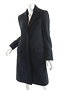 Stella McCartney Cashmere Blend Shaped Trench Coat