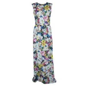Multicolor Maxi Dress by ERDEM
