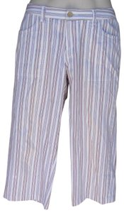 Indigo Palms Tommy Bahama Pockets Capris Multicolor
