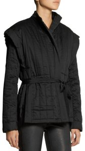 Isabel Marant Fall Quilted Belted Coat
