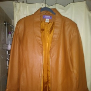 Suzanne Somers Leather Jacket