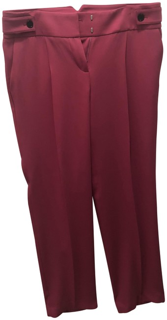 Item - Pink Single Pleated Pants Size 4 (S, 27)