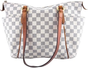 Louis Vuitton Totally Leather Shoulder Bag