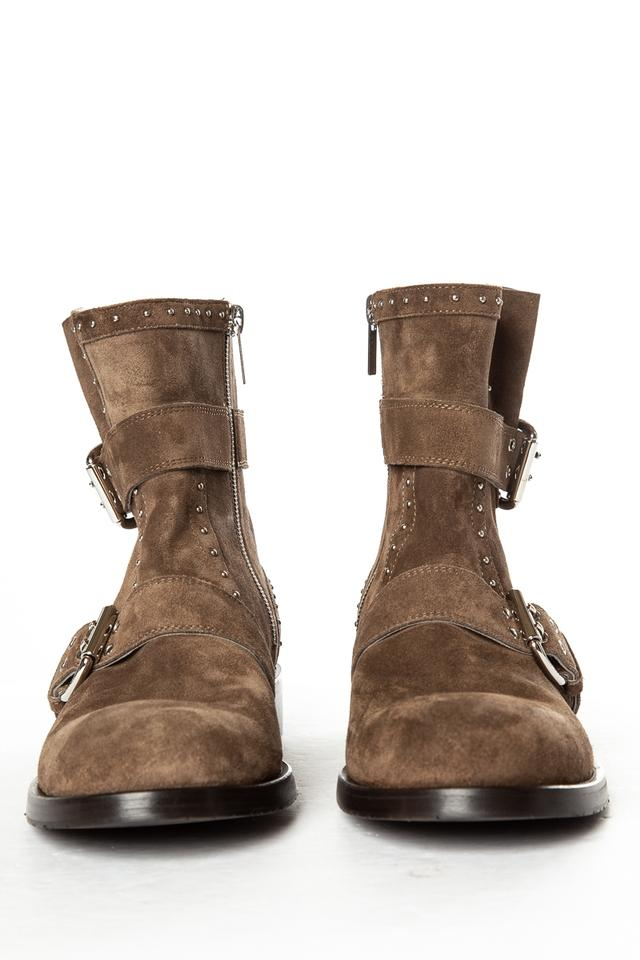 Booties Jimmy Olive Choo Suede Boots wxIaqz0T