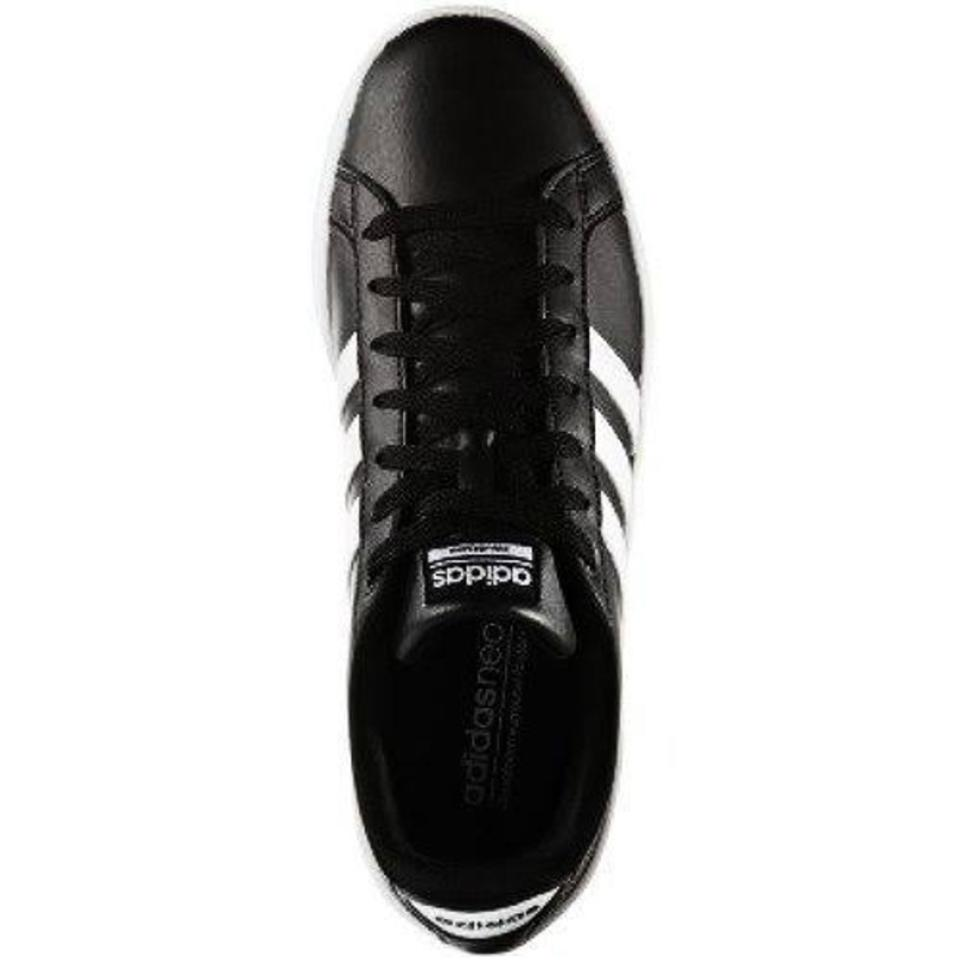 Neo Women's Cloudfoam Advantage adidas Black Sneakers W4SqFa6