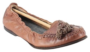 Brunello Cucinelli brown Flats
